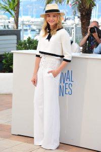 Chloe Moretz Cannes