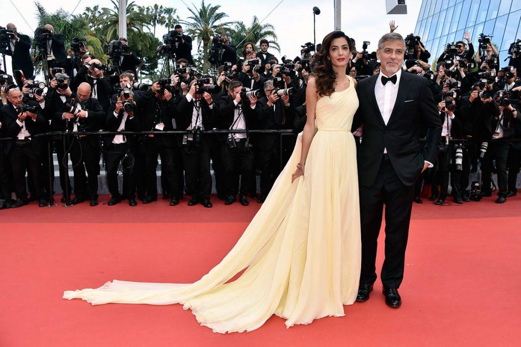 George Clooney y Amal Cannes