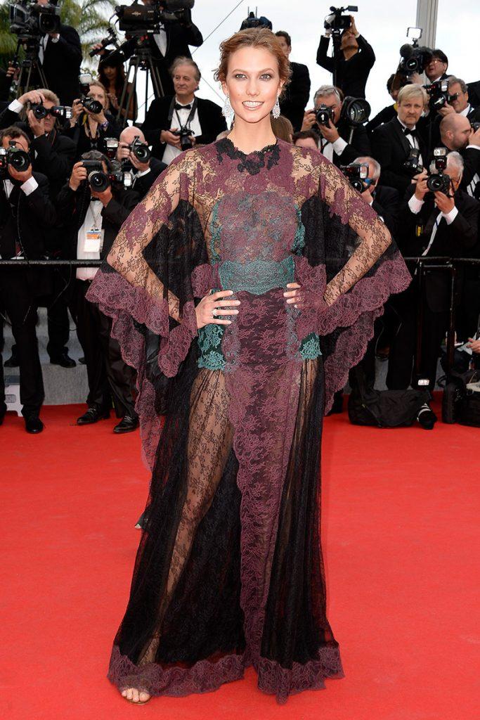 Karlie Kloos - Valentino Alta Costura