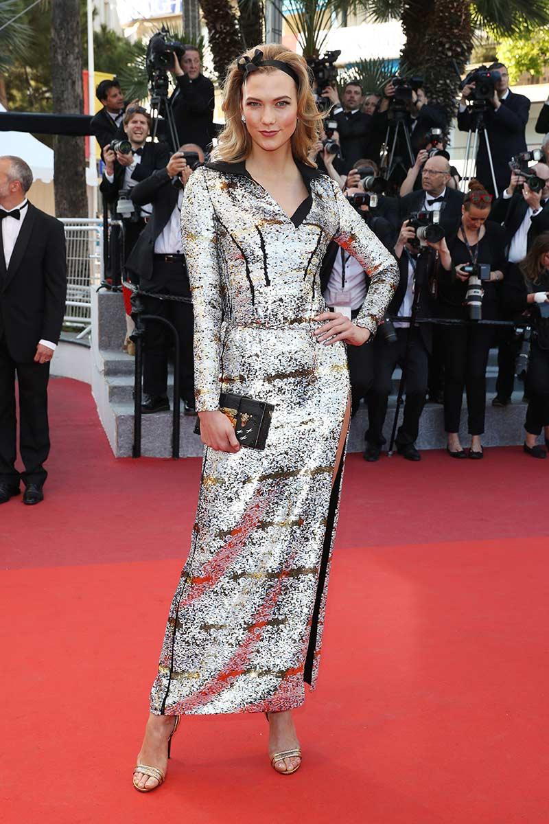 Karlie Kloss de Louis Vuitton