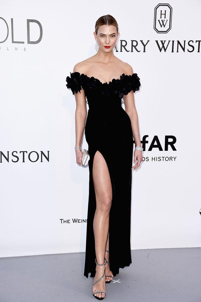 Karlie Kloss - Gala amfAR