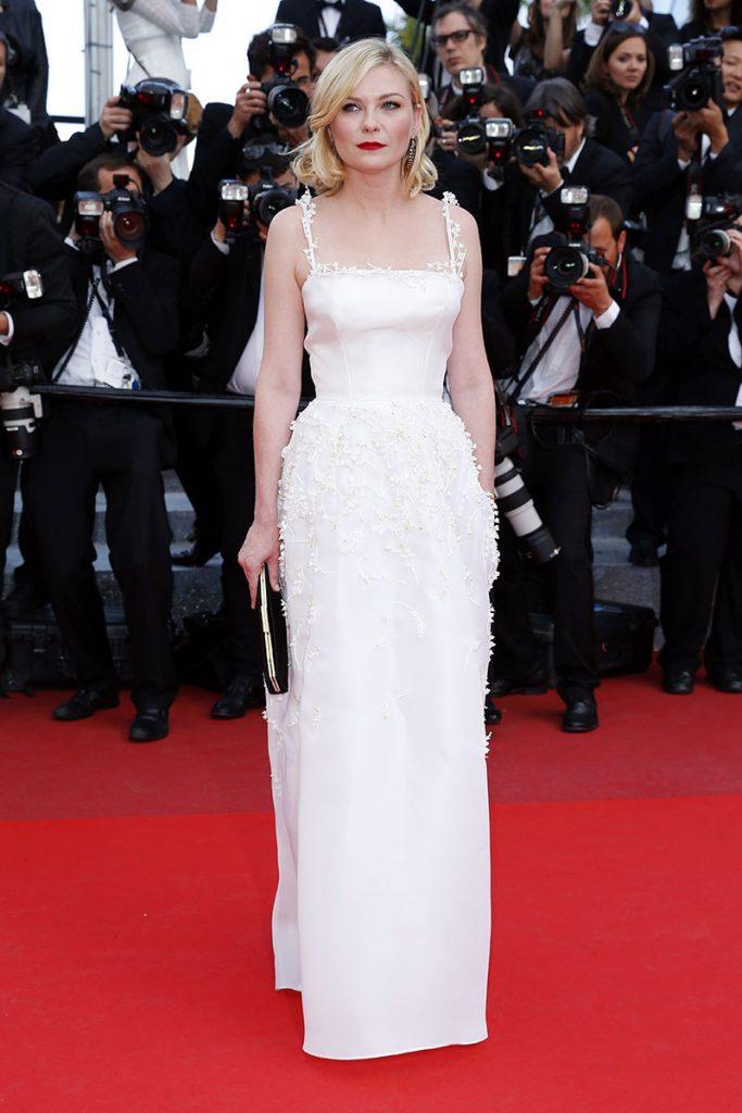 Kirsten Dunst - Dior Alta Costura