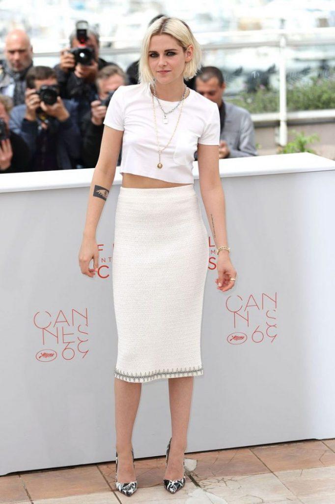Kristen Stewards Chanel