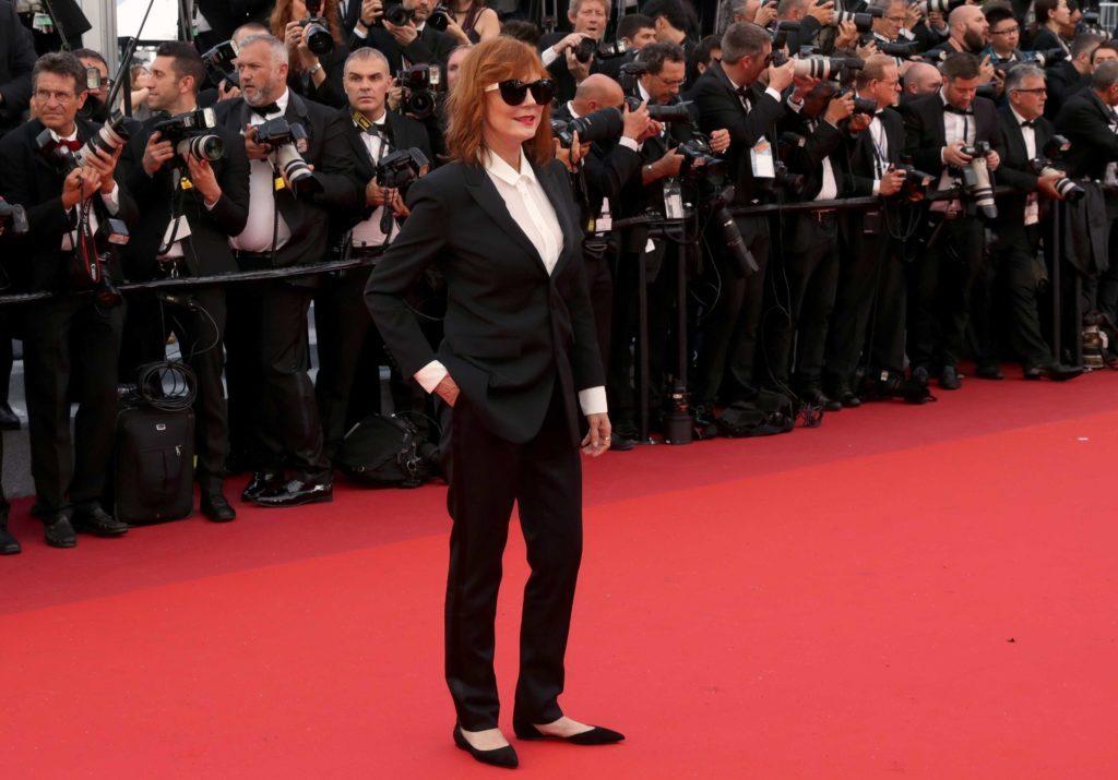 Susan Sarandon Cannes - Zapatos planos