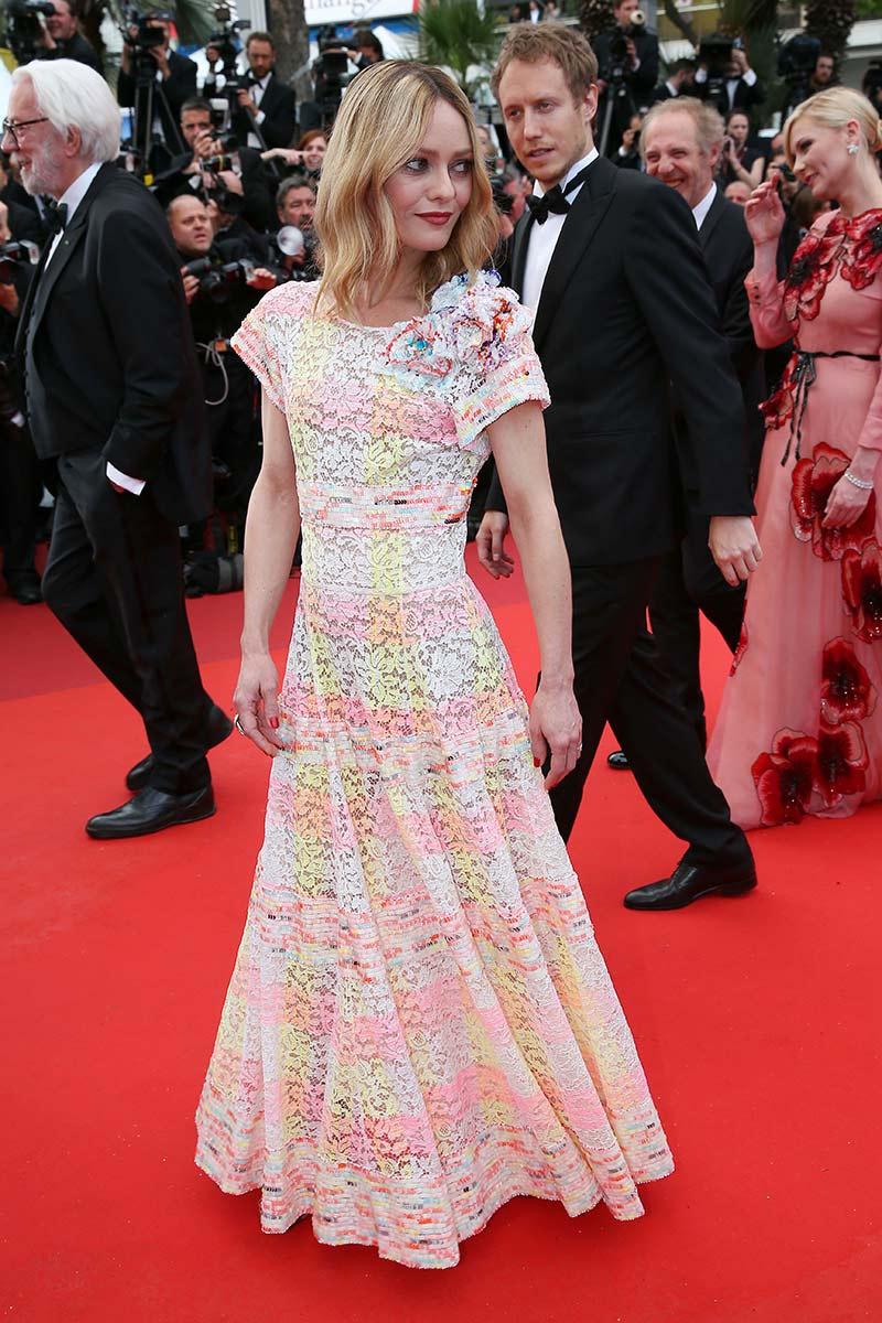 Vanessa Paris - Cannes -